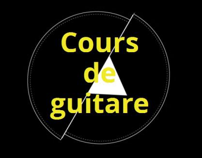 Cours particuliers guitare Val d'Oise 95 / Grégory Coms