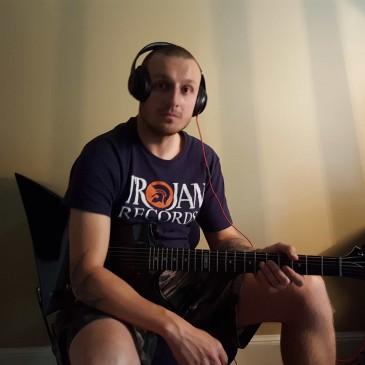 Première vidéo de Maxime. Opeth