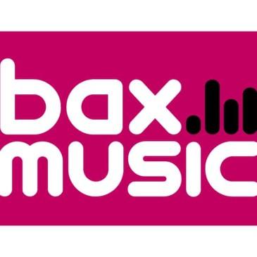 Partenariat avec Bax music